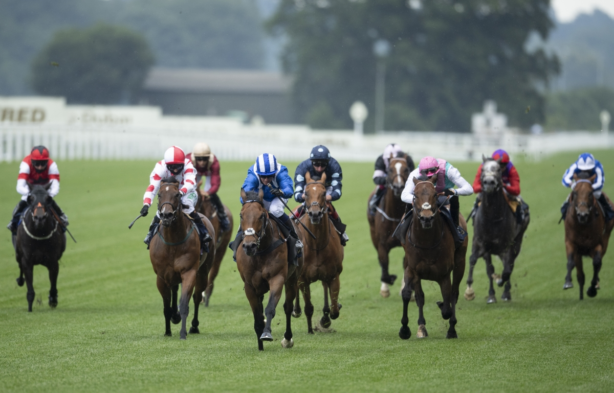 Blistering Quick Battaash Takes King's Stand Stakes Gr.1 by Storm at Royal Ascot