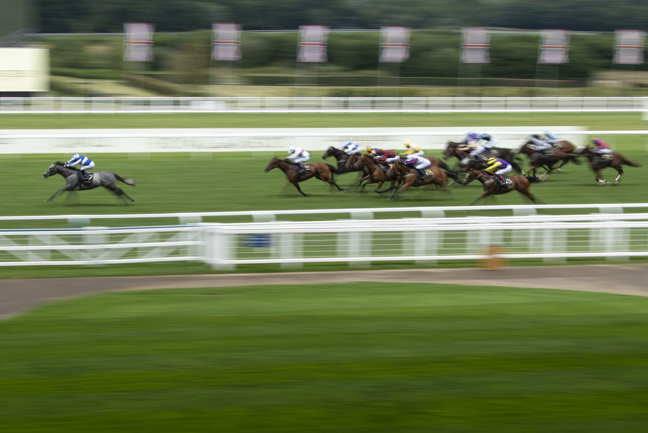 Red Letter Day at Royal Ascot as Art Power Romps Home In Opener