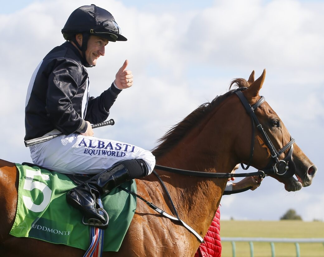 Millisle Impresses in Gr.3 Yeomanstown Stud Ballyogan Stakes at Naas
