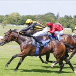 Gussy Mac, Dragon Stakes (Listed Race) at Sandown