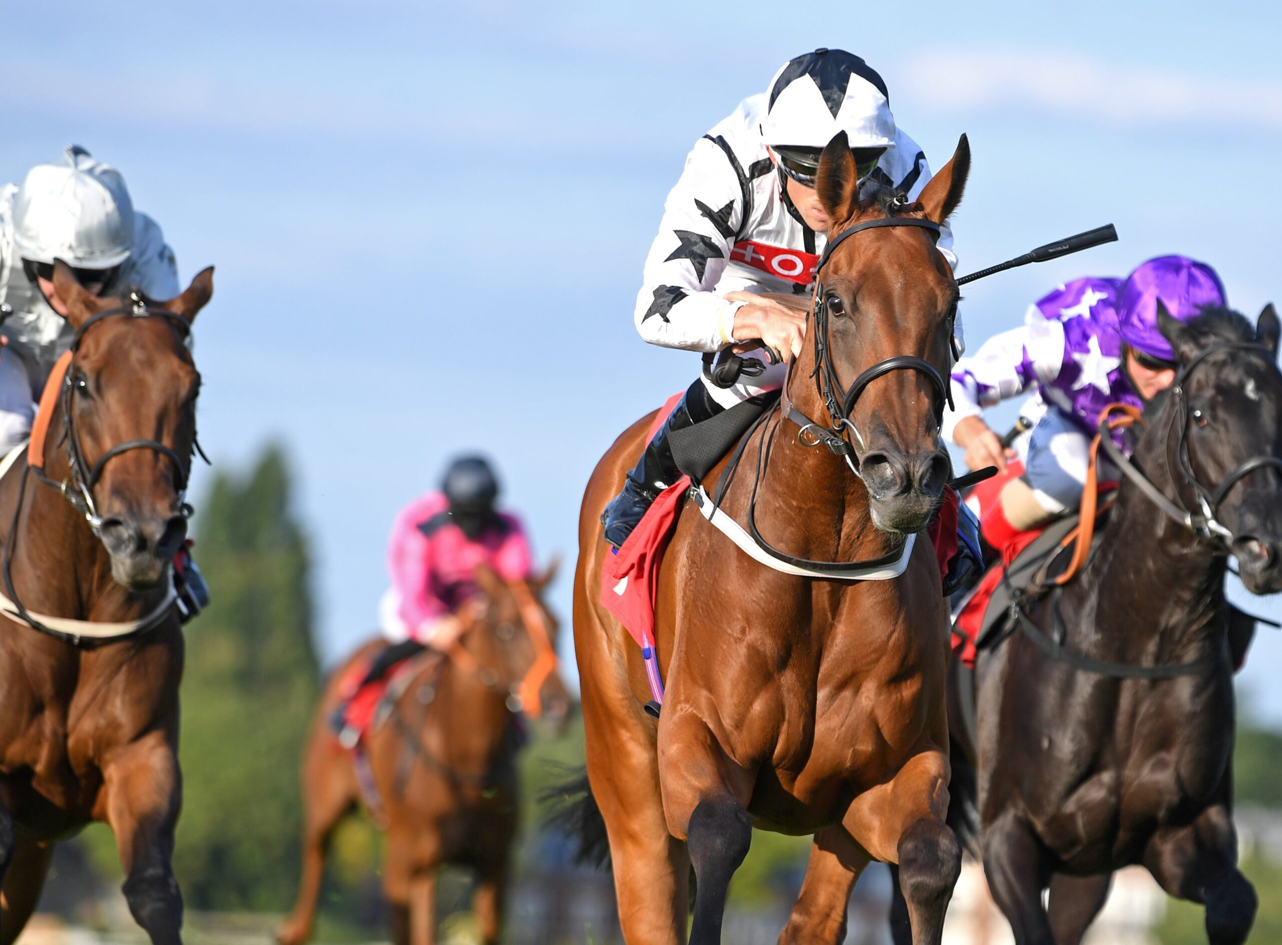 Fev Rover Completes Deauville Mission with Gr.2 Victory