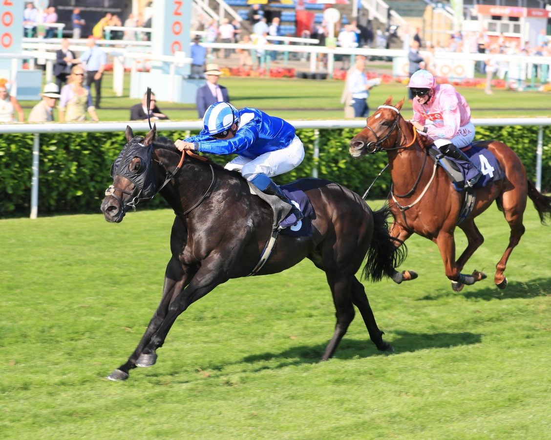 Khaadem roars back to winning ways at Doncaster