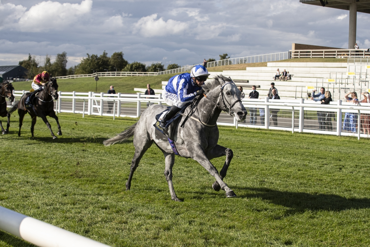 He's Got The Power! Art Power Romps Home In Gr.3 Renaissance Stakes At The Curragh